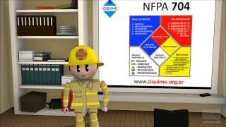 Repeat youtube video Norma NFPA 704
