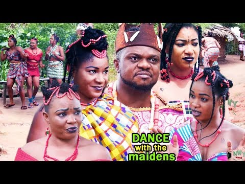 Download Dance With The Maidens Season 7&8 - Ken Erics 2018 Latest Nigerian Nollywood Movie Full HD