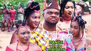 Dance With The Maidens Season 7&8 - Ken Erics 2018 Latest Nigerian Nollywood Movie Full HD