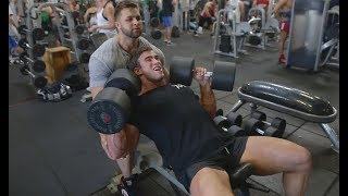 TEARING CHEST! WITH REGAN GRIMES & ZAC SMITH
