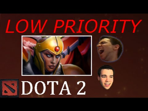 Want To Get Out Of Dota 2's Low Priority Queue? Then You'd Better Win