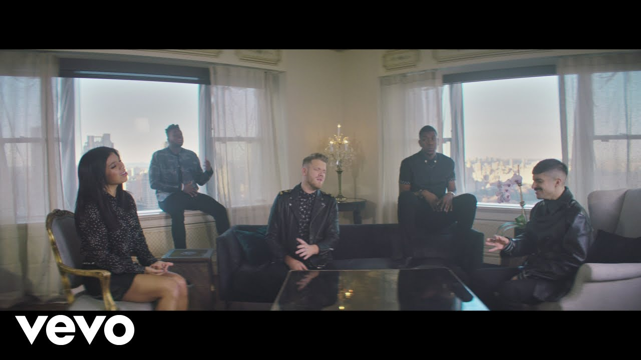 [OFFICIAL VIDEO] New Rules x Are You That Somebody? — Pentatonix