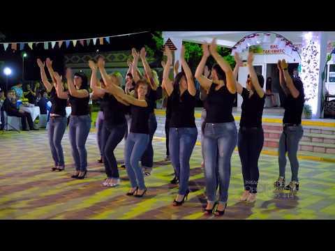 Класс! Танец родителей выпускников СОШ 11 ст Новоплатнировской на выпускном вечере 2017 - Ржачные видео приколы