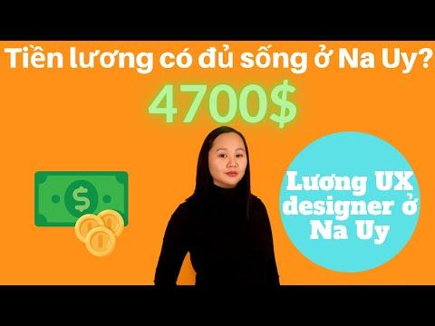 Lương bao nhiêu là đủ sống ở Na uy?