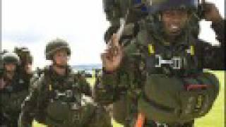British Parachute Regiment (The Maroon Beret)