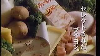 ハウス食品 シチューセレクト CM(1991年)
