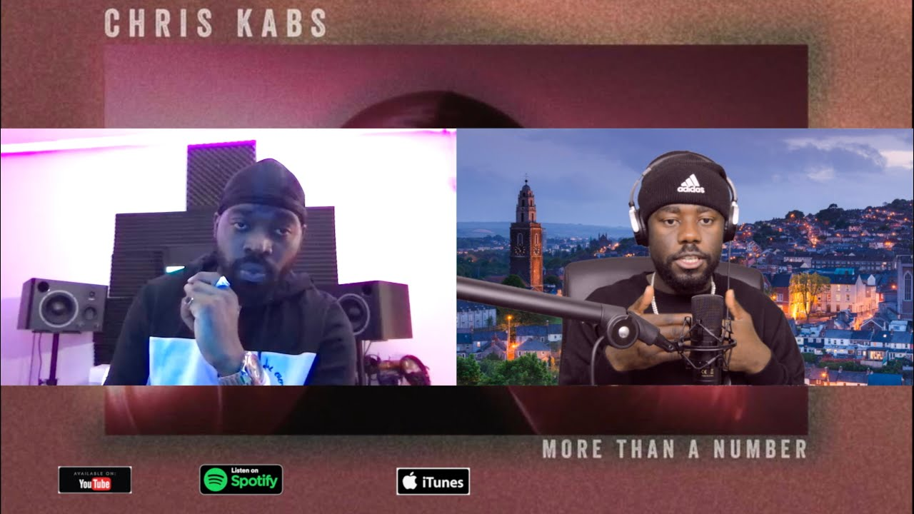 Chris Kabs Interview | More Than A Number Explained | Police Brutality | Sars | Black Lives Matter