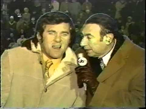 Howard Cosell hungover