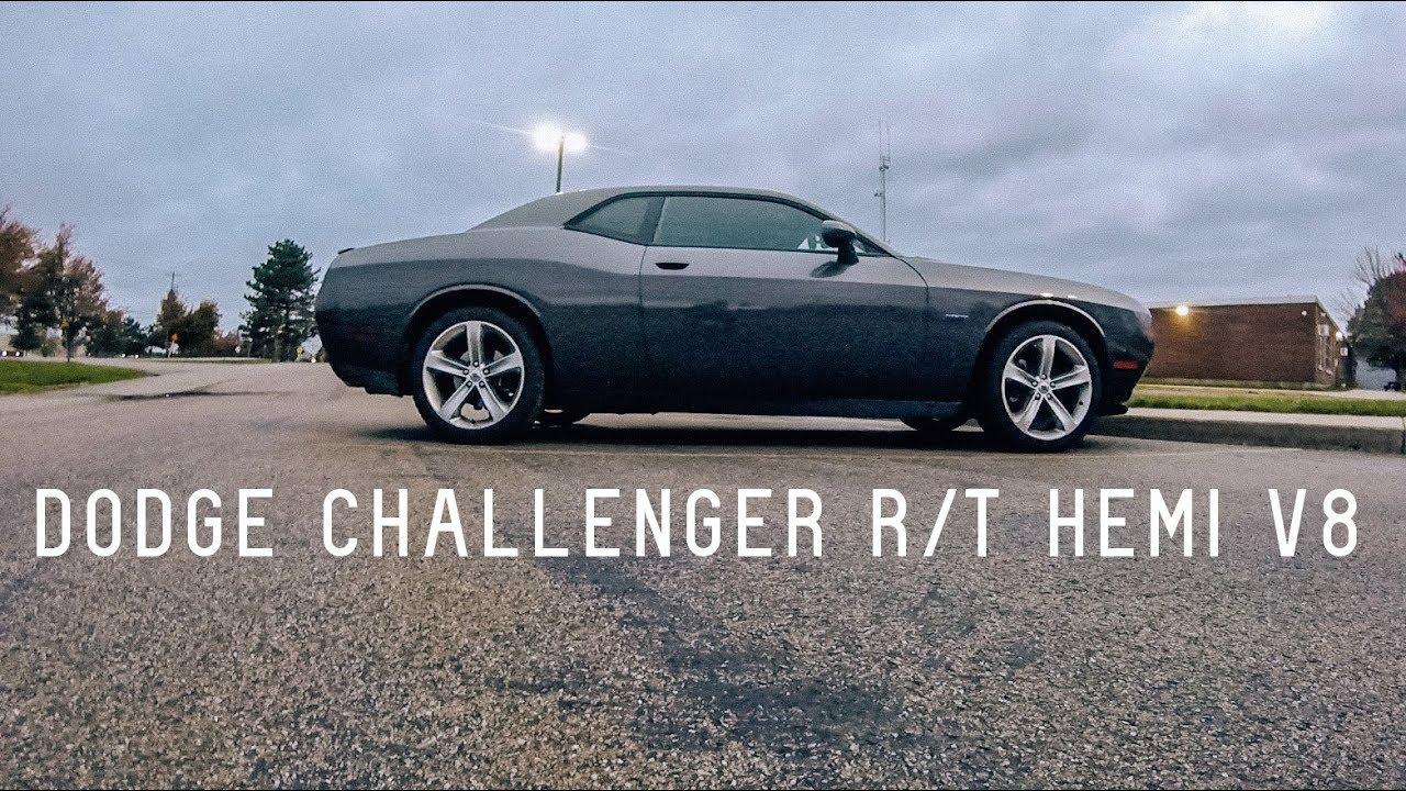 All Types challenger rt 0 60 : 2017 / 2018 Dodge Challenger R/T HEMI V8 0-60 & Review - YouTube