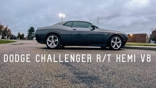 2017 / 2018 Dodge Challenger R/T HEMI V8 0-60 & Review