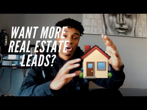 Get More Real Estate Leads: Websites Vs Landing Pages?!