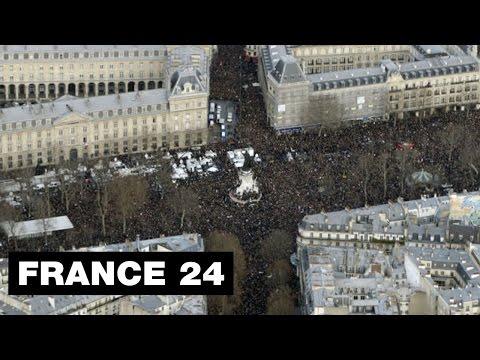 JE SUIS CHARLIE - Retour sur la plus grande manifestation de l'histoire de France