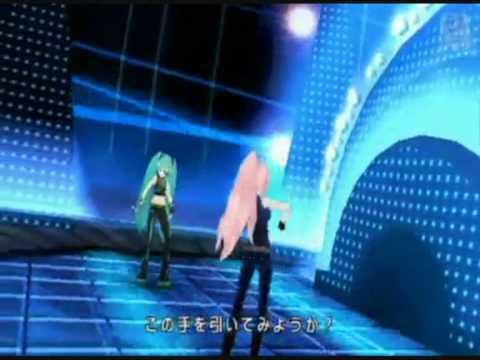 Hatsune Miku x Megurine Luka - World's End Dancehall