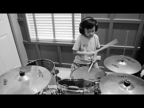The Beatles - I Want To Hold Your Hand (Drum Cover)