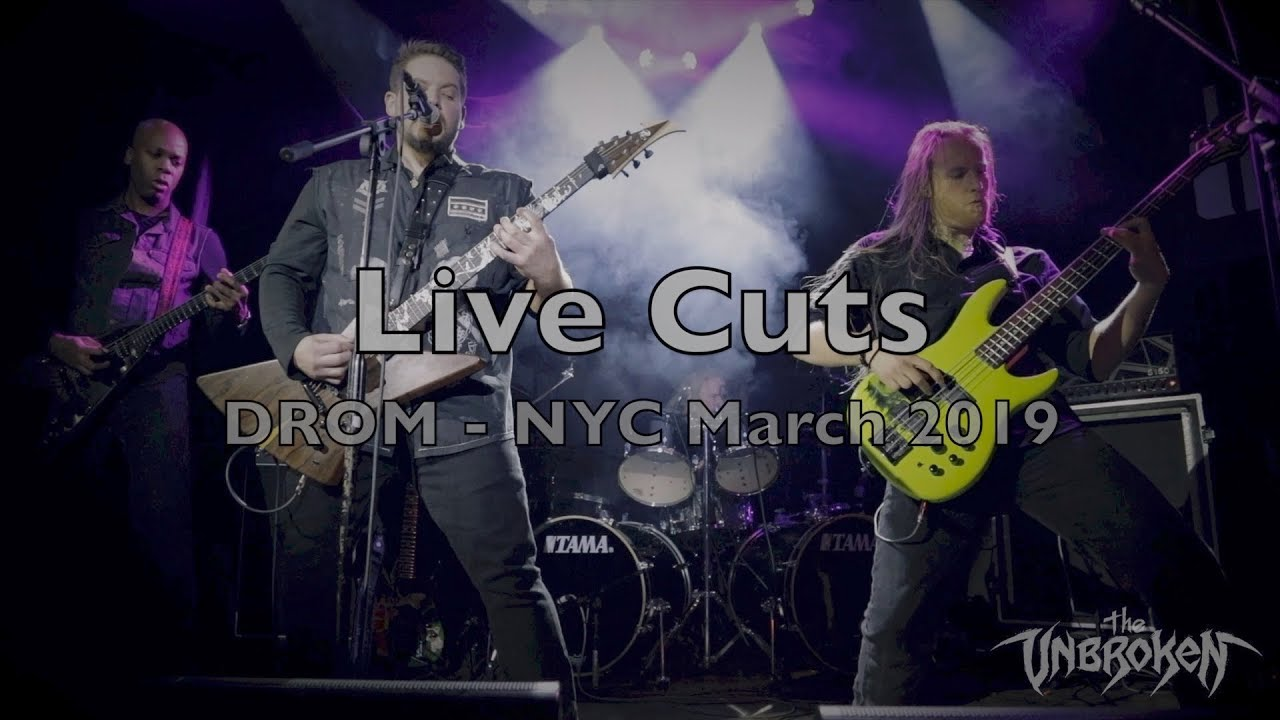 The Unbroken - Live Cut [Game] at Drom 2019