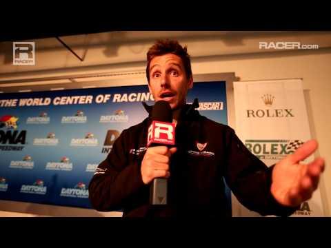 RACER: Rolex 24 Audi