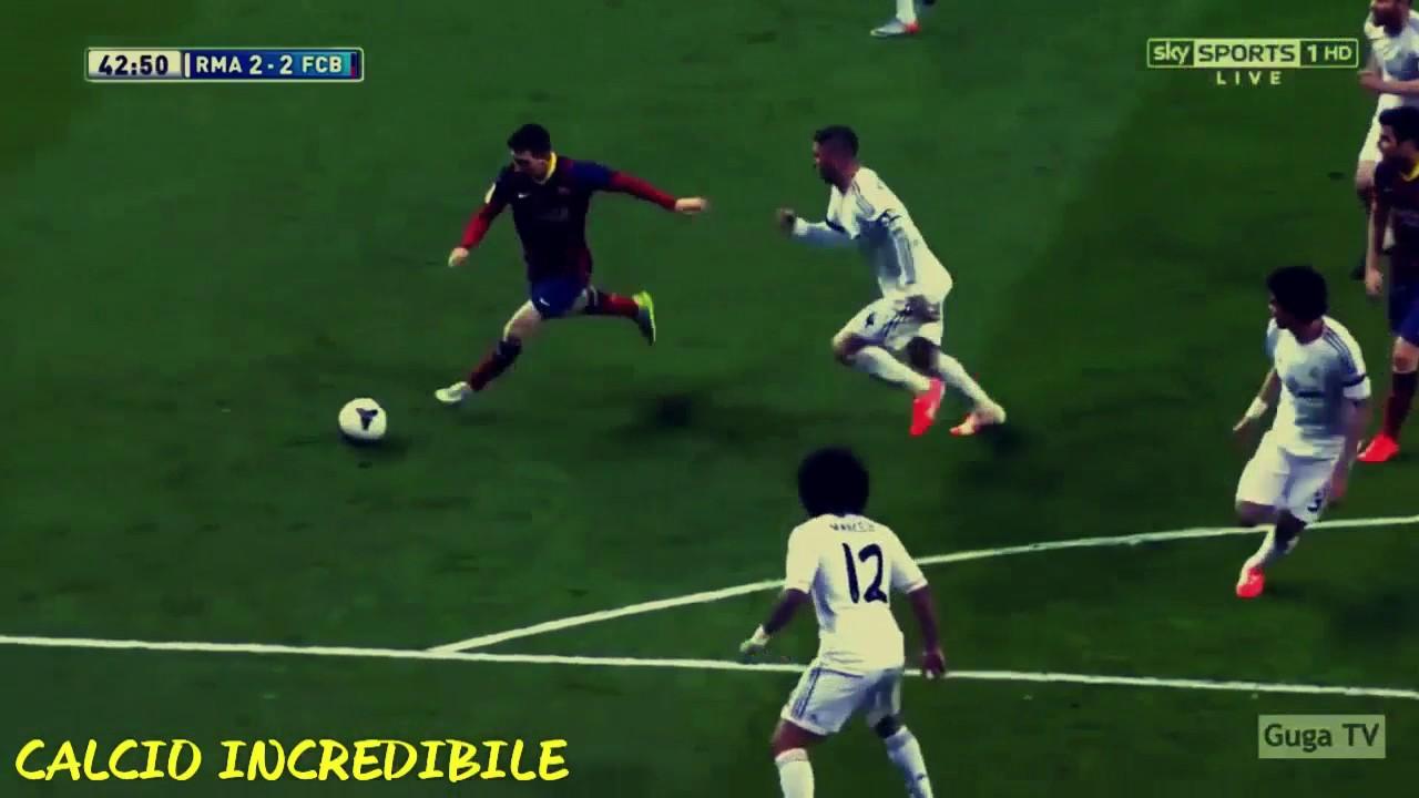 Gli ultimi 5 Real Madrid Barcellona in Liga Spagnola