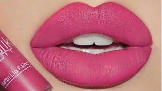 LATEST LIPSTICK MAKEUP TUTORIAL #10 | New Amazing Lip Art Ideas (2018)