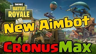 FORTNITE RAZOR V4.3 CRONUSMAX BEST AIMBOT SCRIPT SEASON 7 CHEATS