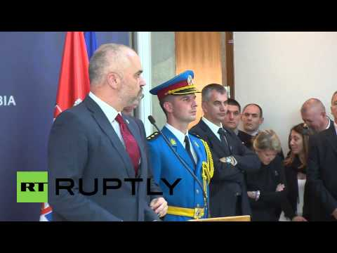 Serbia: 'Kosovo is part of Serbia and always will be!' Vucic to Rama