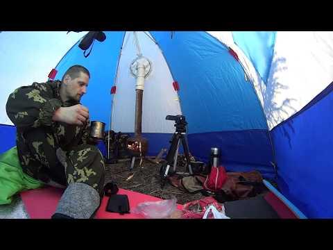 Газовая походная печь для палатки 85
