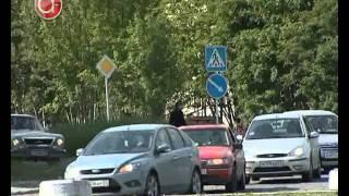 Неизвестные лица царапают автомобили