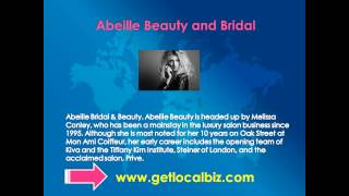 Abeille Bridal & Beauty - Get Local Biz Thumbnail