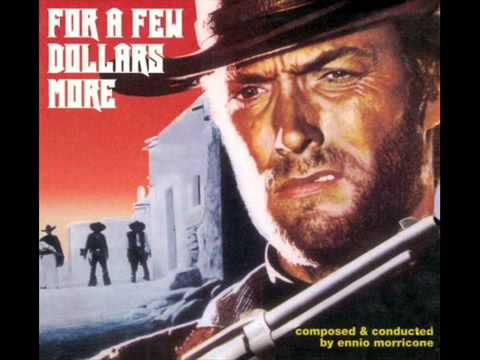 For A Few Dollars More Bank Robbery Music