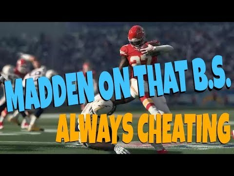 TOUGHEST GAME I PLAYED ALL YEAR! TRADING TD'S TILL THE LAST PLAY! MADDEN 18 FUNNY GAMEPLAY