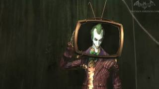 Batman: Arkham Asylum - Walkthrough - Chapter 10 - A Courtesy Visit
