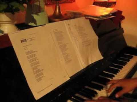 Tachi plays Remioromen's Konayuki in Piano!