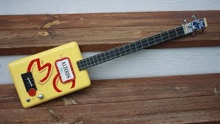 How To Make A Cigar Box Guitar