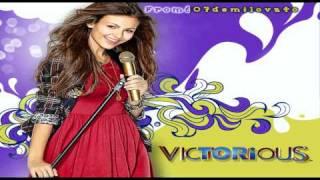 Victoria Justice Freak the Freak out Karaoke (HD)