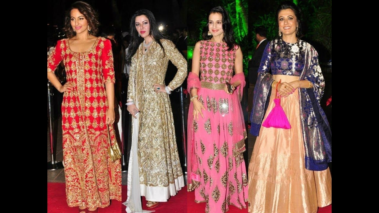 Latest Party Wear Gown Designs || Party Wear Dress Designs ...