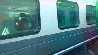 """Train video from track """"Rantarata"""""""