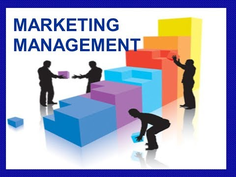 full Introduction  of marketing management