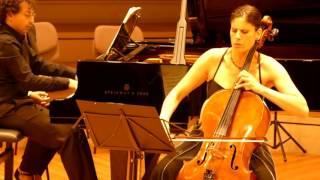 Brahms- sonata Op. 38 in e-minor Hila Karni & Jonathan Aner