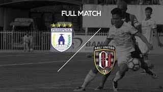 [Full Match] Persipura Jayapura vs Bali United
