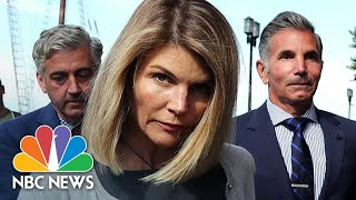 Lori Loughlin Finishes Prison Sentence Following College Admissions Scandal   NBC News NOW
