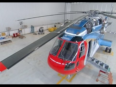 China's Heavy-lift Helicopter Passes All Airworthiness Tests