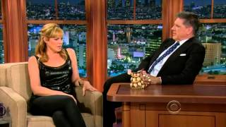 Mary Mccormack on Craig Ferguson 2013.04.29