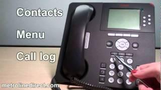 metrolinedirect.com:  Avaya 9630G IP Telephone
