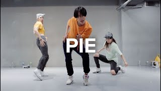 Gambar cover PIE - Future ft. Chris Brown / Hyojin Choi Choreography