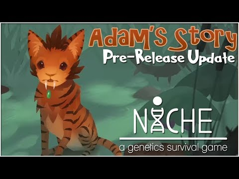 A Little Lost Nicheling - Adam's Story! • Niche 0.5.5 Pre-Release Preview!!