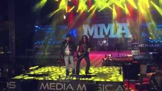 Cargo - Nu ma lasa sa-mi fie dor, Doi pasi - LIVE @ Media Music Awards 2014