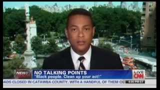 CNN's Don Lemon Agrees With Bill O'Reilly: 'He Doesn't Go Far Enough' In Cr