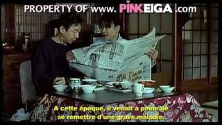 """""""A Lonely Cow Weeps At Dawn"""" an Interview with Director Goto in NY (Teaser, French subtitles)"""