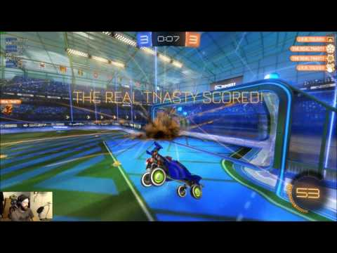 Rocket League: Hard Times in Challenger 2 #3