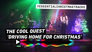 'Driving Home for Christmas' by The Cool Quest | Essential Christmas Tracks (Chris Rea Cover)