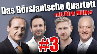 Das Börsianische Quartett – Folge 3 – mit Dirk Müller (Mr. Dax) // Mission Money